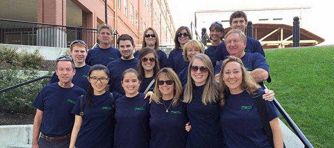 MUAC Team Day 2015