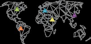 AGN International World Map